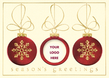 Dazzling Tidings Holiday Cards